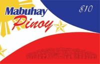 Mabuhay Pinoy $10